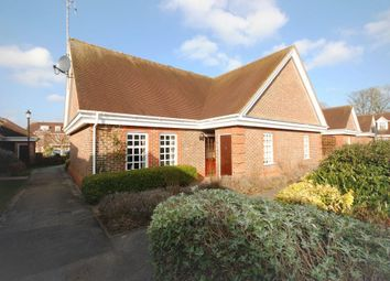 Thumbnail 2 bed bungalow for sale in 12 Whybrow Gardens, Castle Village, Berkhamsted, Hertfordshire