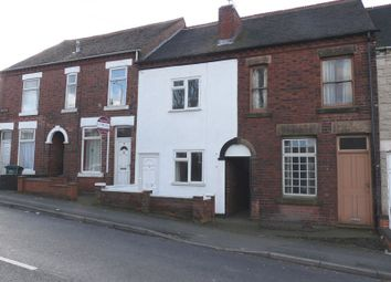 Thumbnail 3 bed terraced house to rent in Union Road, Swadlincote