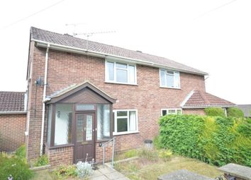 Thumbnail 5 bedroom semi-detached house to rent in Walpole Road, Winchester