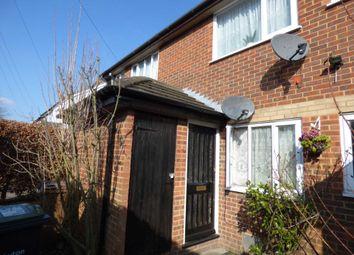 Thumbnail 1 bed maisonette to rent in Alder Crescent, Luton