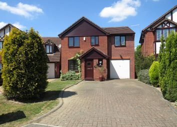4 bed detached house for sale in Tregaron Close, Oakwood, Derby DE21