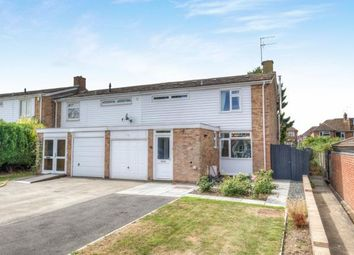 Thumbnail 3 bed end terrace house for sale in Summerton Road, Leamington Spa, Warwickshire, West Midlands