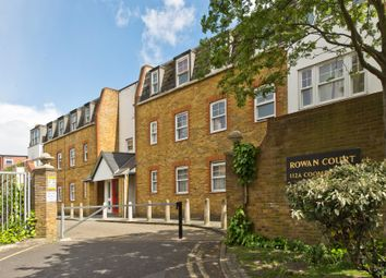 Thumbnail 2 bed flat for sale in Rowan Court, 112A Coombe Lane, West Wimbledon