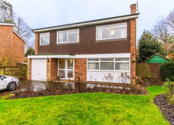 Thumbnail 4 bed detached house for sale in Meadowcroft, Stansted