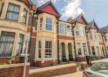 Thumbnail 5 bed terraced house for sale in Mafeking Road, Penylan, Cardiff