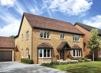Thumbnail 4 bed detached house for sale in Malvhina Court, Brook Farm Drive, Malvern, Worcestershire