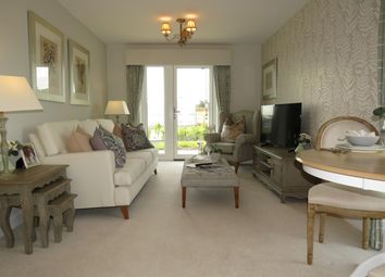 Thumbnail 2 bed flat to rent in Springfield Close, Stratford-Upon-Avon