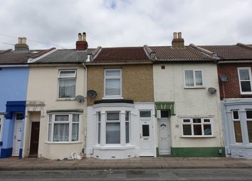 Thumbnail 2 bed terraced house for sale in Gruneisen Road, Stamshaw, Portsmouth