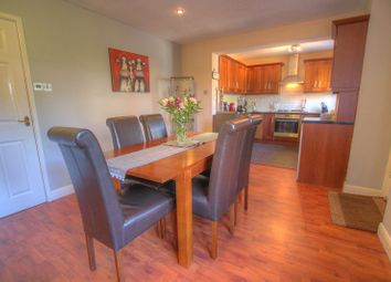Thumbnail 3 bed detached house for sale in Romsey Grove, Lemington Rise, Newcastle Upon Tyne