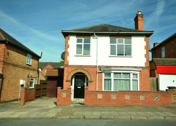 Thumbnail 3 bed detached house for sale in Greenhill Road, Leicester