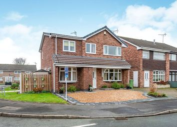 Thumbnail 4 bed detached house for sale in Melbourne Crescent, Stafford