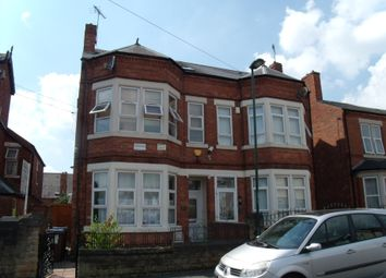 Thumbnail 6 bed semi-detached house to rent in Russell Road, Nottingham