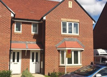 Thumbnail 3 bed semi-detached house for sale in Stokenchurch, Buckinghamshire