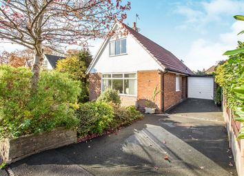Thumbnail 3 bed detached house for sale in Sandringham Road, Macclesfield