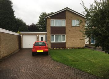 Thumbnail 4 bed detached house for sale in Sherborne Road, Peterborough