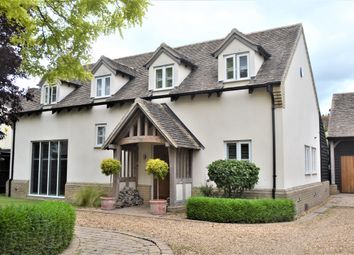 Thumbnail 3 bed detached house for sale in Ness Road, Burwell, Cambridge