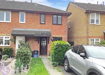 Thumbnail End terrace house for sale in Hazelwood Park Close, Chigwell, Essex
