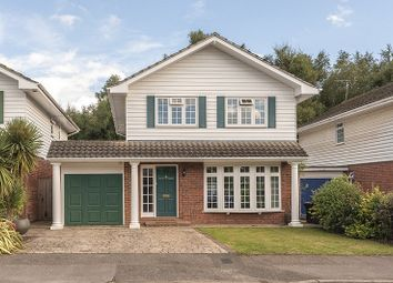 4 bed detached house for sale in Fletcher Close, Ottershaw, Chertsey KT16