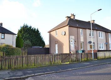 Thumbnail 2 bed flat for sale in Adamson Street, Bellshill