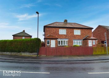 Thumbnail 2 bed semi-detached house for sale in Fern Drive, Dudley, Cramlington, Tyne And Wear