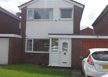 Thumbnail 3 bed link-detached house for sale in Eastbourne Close, Ingol, Preston, Lancashire