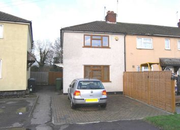 Thumbnail 2 bed semi-detached house for sale in Palmer Avenue, Bushey