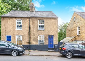 Thumbnail 2 bed semi-detached house for sale in Port Hill, Bengeo, Hertford