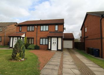Thumbnail 3 bedroom semi-detached house to rent in Monkridge, North Walbottle, Newcastle Upon Tyne