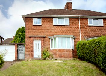 Thumbnail 3 bed semi-detached house for sale in Talbot Road, Dudley