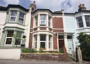 Thumbnail 3 bedroom terraced house to rent in Kingston Road, Southville, Bristol