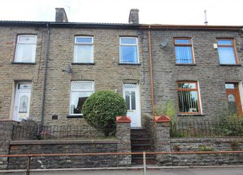 Thumbnail 4 bed terraced house for sale in Francis Street, Thomastown, Tonyrefail, Porth