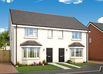 "Thumbnail 3 bed property for sale in ""The Buchanan"" at Inchinnan Road, Paisley"