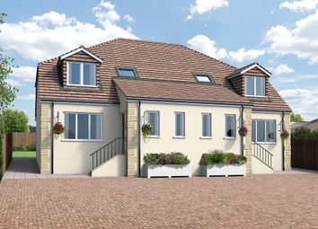 Thumbnail 3 bed semi-detached house for sale in Rose-An-Grouse, Canonstown, Hayle, Cornwall