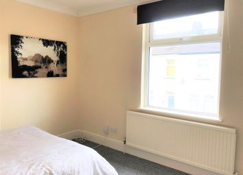 Thumbnail 3 bed terraced house to rent in East Usk Road, Newport