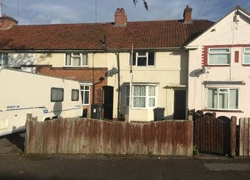 Thumbnail 3 bed terraced house to rent in The Ring, Yardley, Birmingham