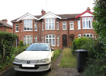 Thumbnail 2 bed terraced house for sale in Newbold Road, Newbold, Rugby