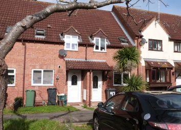 Thumbnail 2 bed terraced house to rent in Lanham Gardens, Quedgeley, Gloucester