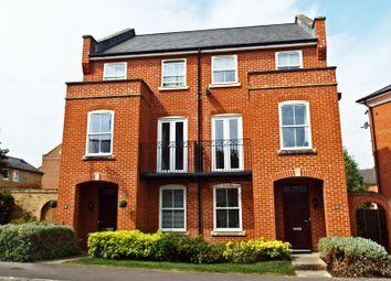 Thumbnail 3 bed town house for sale in Rockbourne Road, Sherfield-On-Loddon, Hook