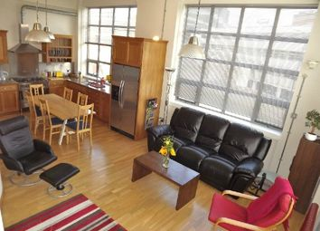 Thumbnail 3 bed flat to rent in Portman Road, Churchmans Loft, Ipswich