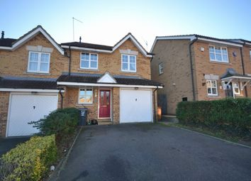 Thumbnail 3 bedroom semi-detached house for sale in Wilson Close, Bishop's Stortford