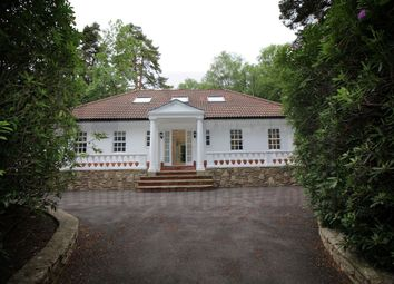 Thumbnail 4 bed cottage to rent in West Drive, Virginia Water