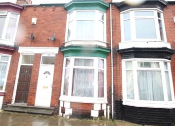 Thumbnail 2 bed terraced house to rent in Brompton Street, Middlesbrough