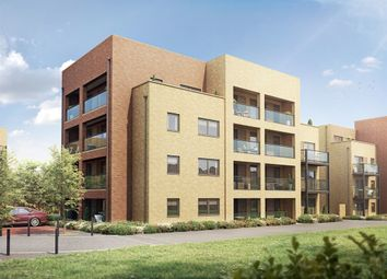 "Thumbnail 2 bed flat for sale in ""The Carisbrooke"" at Goldsel Road, Swanley"