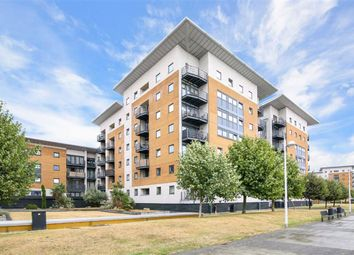 Thumbnail 1 bed flat for sale in Sheerness Mews, Royal Docks, London