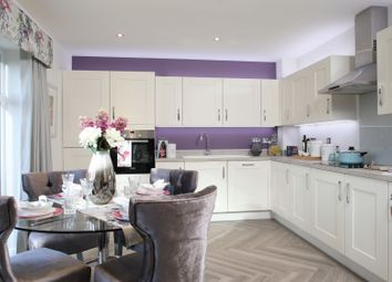 "Thumbnail 3 bed detached house for sale in ""The Studland"" at Banbury Road, Southam"