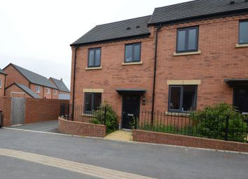 Thumbnail 2 bed semi-detached house for sale in Lineton Close, Lawley, Telford