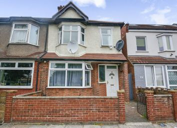 Thumbnail 3 bed end terrace house for sale in Park View Road, London