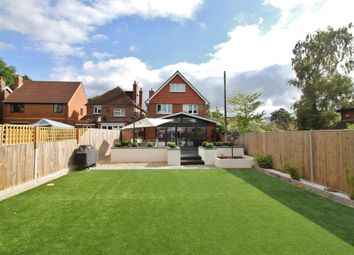Thumbnail 4 bedroom detached house for sale in Winchester Street, Botley, Southampton