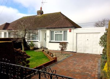 Thumbnail 3 bed semi-detached bungalow for sale in Central Avenue, Polegate