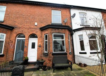 Thumbnail 2 bed terraced house for sale in Egerton Street, Prestwich, Manchester